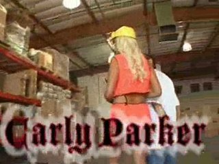 lady carly parker deepthroats uneasy  and