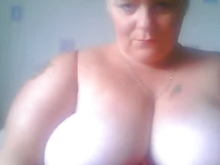 awesome cougar bbw 1st timer