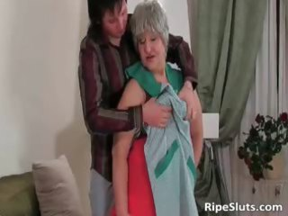 desperate fat older  slut acquires juicy meaty