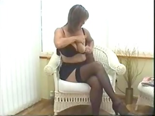 super horny mature solo act