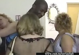 drunk housewives engulfing lads in public