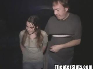tampa hippie sluts outdoor fuck theater gang