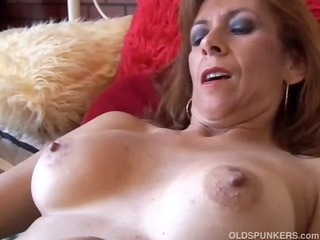 sexy older ginger is feeling desperate