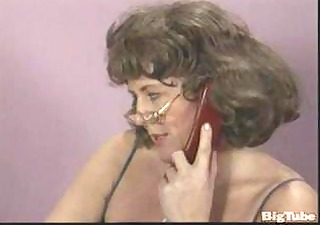 aged milf acquires hirsute pussy screwed after