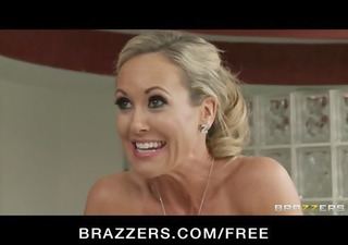 hawt golden-haired d like to fuck brandi love is