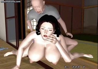 animated 2d brunette hair d like to fuck with