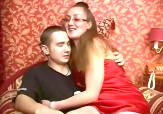 russian aged mother and son 511