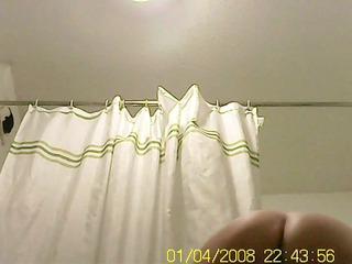 ideal lady milf 47years bathroom voyeur massage 4