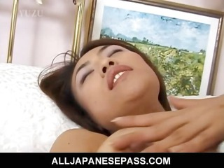 awesome mature babe aya kurosaki in hot lingerie