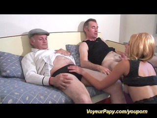 papy and fellow copulate same whore