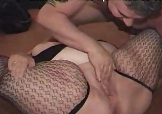 non-professional mature bbw pussy eaten at this