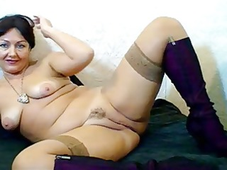 russian hairy webcam lady