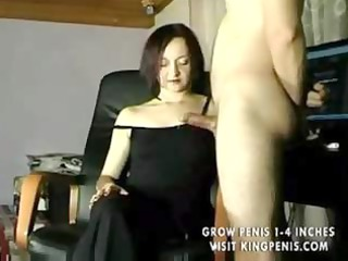 great inexperienced wife handjob compilation part2
