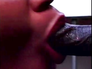 older brown hotty inside joggers deepthroats a