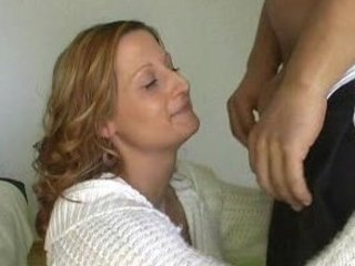 wifes does shocking deepthroat