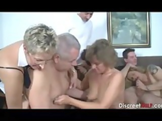 cougar swingers porn party