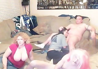 swingers with a webcam