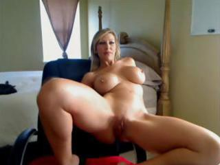 slutty milf on webcam
