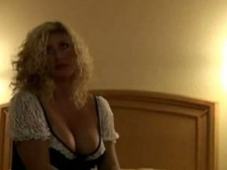 cuckold films his housewife getting a sperm from