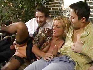 bea dumas - german lady fucked by dad and son