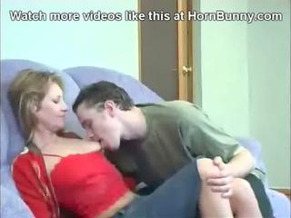 family fuck mom and son - hornbunny.com