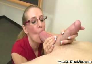 wicked older teacher gives handjobs
