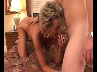 super desperate cougar older  mouth pleasures