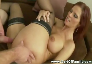 stepmom gets pussydrilled by stepson
