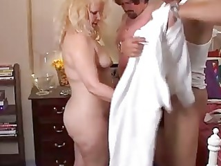 mature fresh threesome fucking