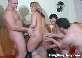 france gang gangbang action with horny d like to