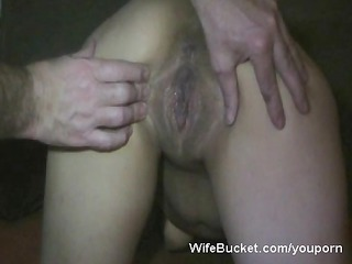 busty maiden gets a giant cum
