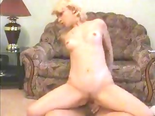 young albino mature babe gagging,anal banging and