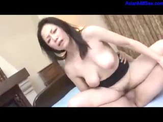 eastern woman with hairy kitty dildoing with