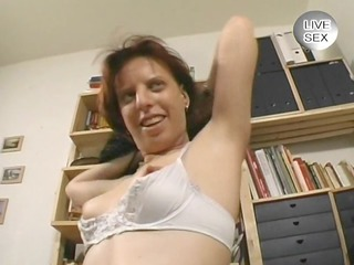 mature german vagina spread big