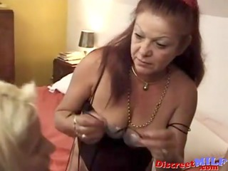 bushy mature wife likes it into the anal