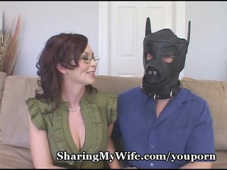 extremely impressive housewife exposes hubby how