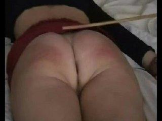 bondaged and analed housewife