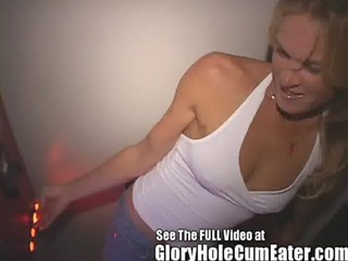 extremely impressive lady acquires all cummers
