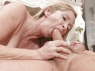 fuck hungry elderly fucks stud