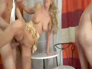 milf group sex part#2 -b$r
