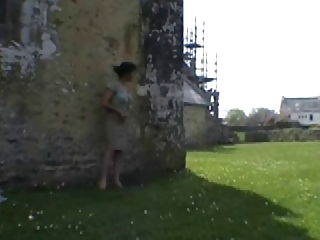 french lady outside nudity-part 5
