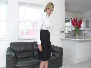 cougar lingerie and shoe slut plays