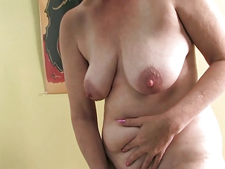 ray leah cougar plastic cock masturbation