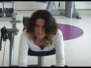 grownup voyeur gymnastics part 2