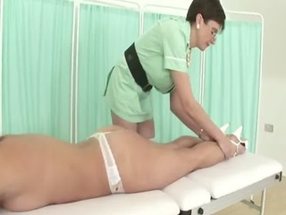 european mature masseuse